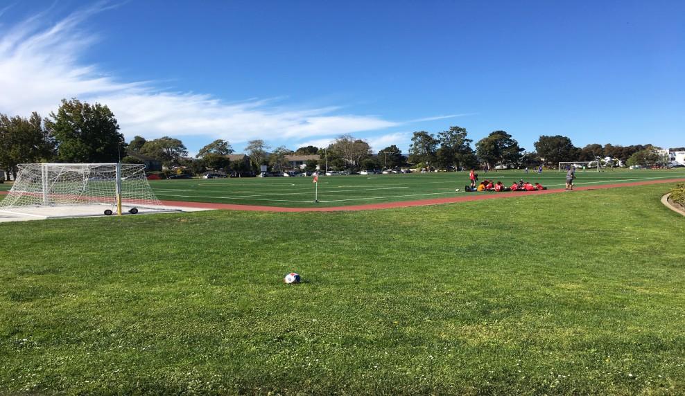 catamaran park soccer field